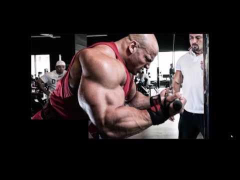 ( MASSIVER ) Bodybuilder+sein GEHEIMNISS  !!!
