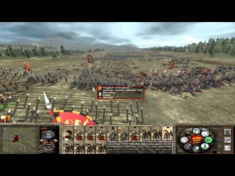 Medieval II: Total War Battle of Agincourt (Stainless Steel 6.4)