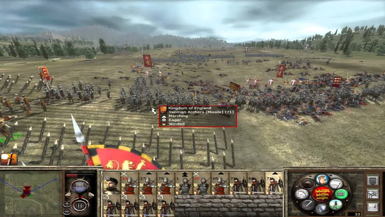 medieval ss 6.4 how to add units