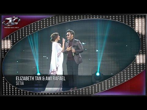 download lagu #AJL31  Elizabeth Tan &  Awi Rafael  Setia gratis