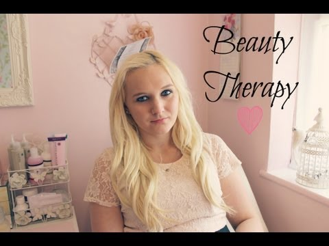 Beauty Therapy Course & My Set Up