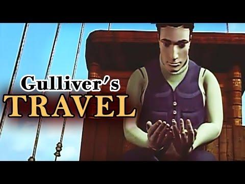 Gulliver's Travel (2005) English Full Movie   3D Animated Movie   English Animated Full Movies
