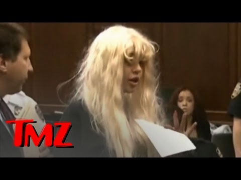 Amanda Bynes in Court -- Faces the Judge