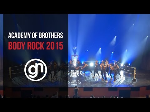 (3rd Place) Academy of Brothers - Body Rock 2015 (Official 4K) @official_aob @geraldnonadoez