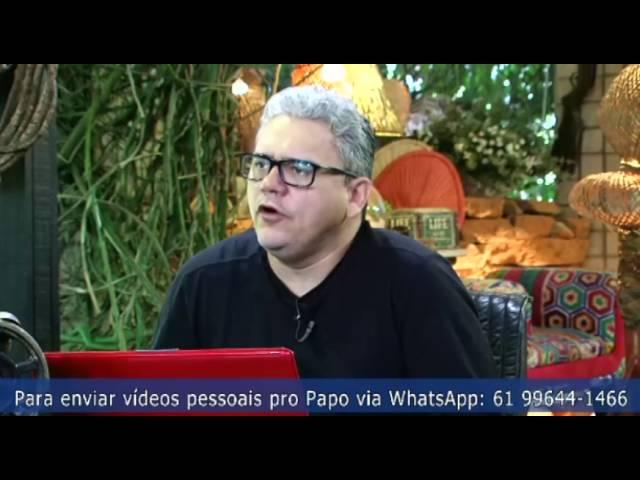 Vídeos de amigos do Papo: Daniele - SP  |  Leonardo e Dábilla - RO