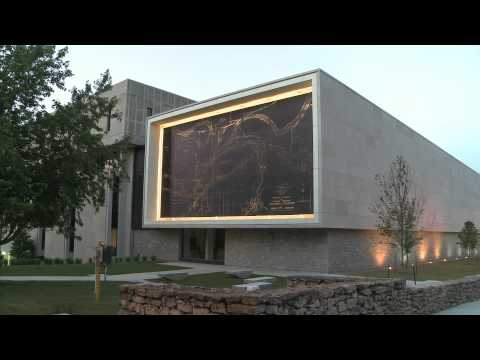 Miller Nichols Library Robot Addition Screen Time-Lapse