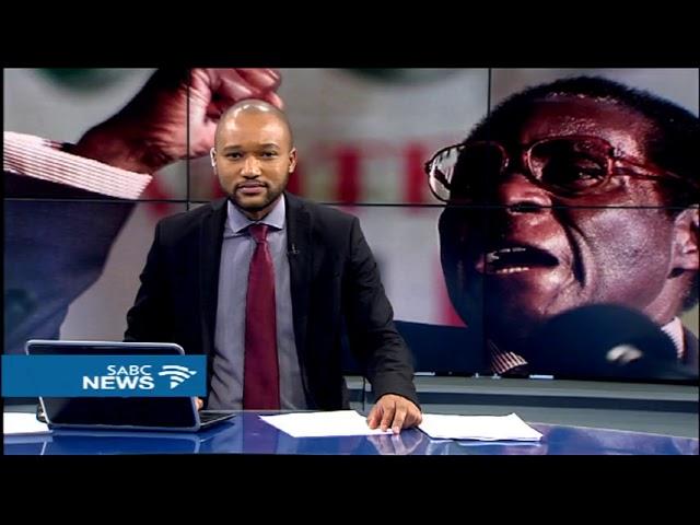 Zanu PF welcomes reinstatement of former VP Emmerson Mnangagwa