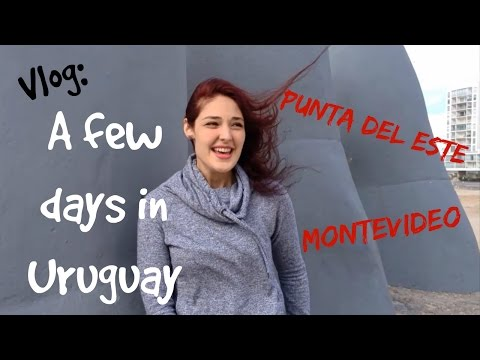 Vlog: A few days in Uruguay