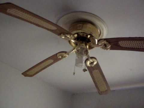 Harbor Breeze Marco Island Ceiling Fan Youtube
