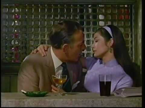 Suzie Works Out - Nancy Kwan video