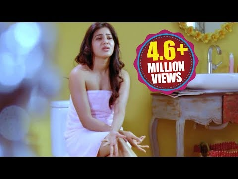 Attarintiki Daredi Scenes || Samantha Bathing Scene - Pawan Kalyan video