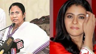 গরুর মাংস বিতর্কে কাজলের পাশে মমতা !! | Bangla News