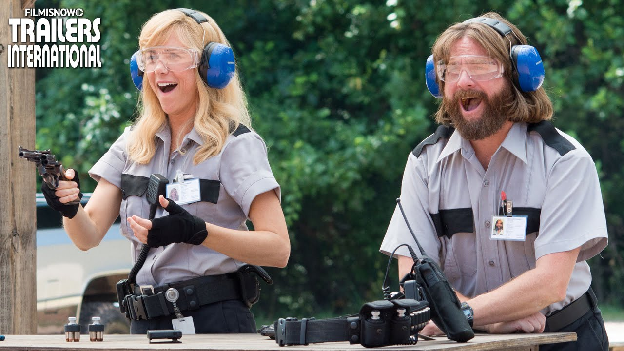 Gênios do Crime com Zach Galifianakis, Kristen Wiig | Novo Trailer + Spot [HD]