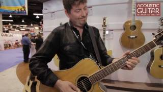 Winter NAMM 2012 - Washburn Guitars