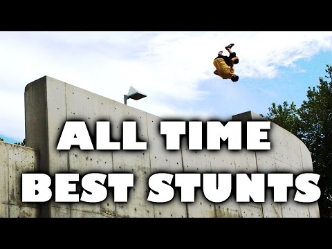 ALL TIME BEST STUNTS OF RONNIE SHALVIS