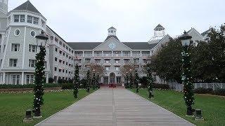 Disney Resort Tour   Yacht & Beach Club Resort Hotel Grounds Tour, Pool Locations & More!