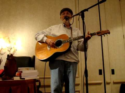 Lon Milo DuQuette sings at Readers Studio 2011