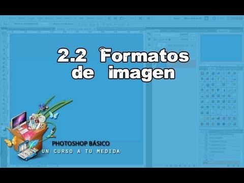 Photoshop con PSBlogspot - 2.2 - Formatos de imagen