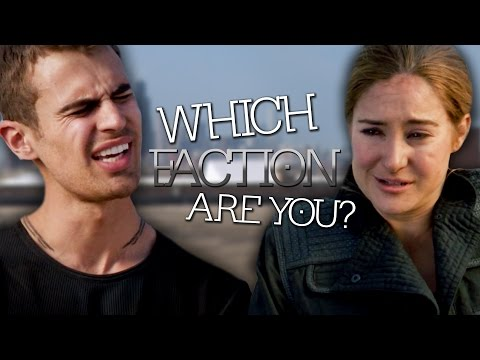 Divergent: Which Faction Would You Be? Exclusive Clip - Blu-Ray DVD Bonus Features