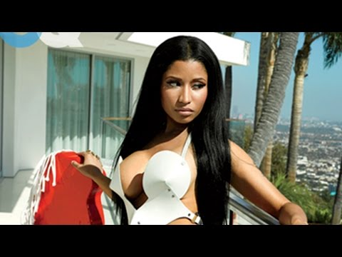 Nicki Minaj Talks New Image & Getting Fired from Red Lobster in GQ