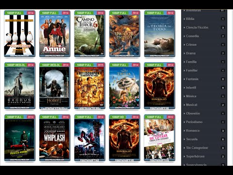 Descargar Películas Gratis por MEGA en HD Full (Download Movies Free)
