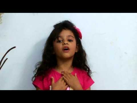 Chutki Audition video