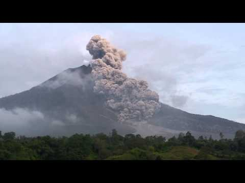 Volcanic Miracle - Mount Sinabung