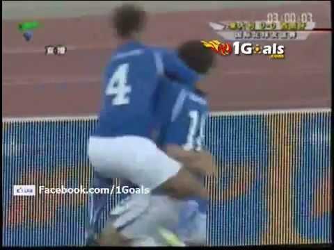 Italy vs Spain 2-1 Ricardo Montolivo & Xavi Alonso 10.8.2011 (Ricardo Montolivo Goal)