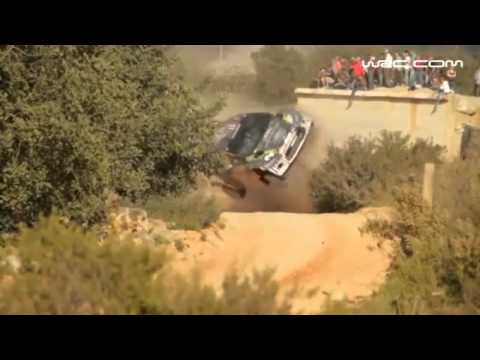 Accidente - Ken Block - Rally Portugal - Shakedown - Ken Block CRASH