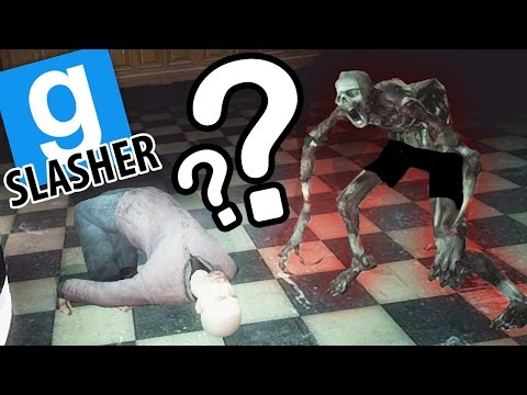 LET'S PLAY A LITTLE GAME... | GMod Slasher Gameplay Part 5