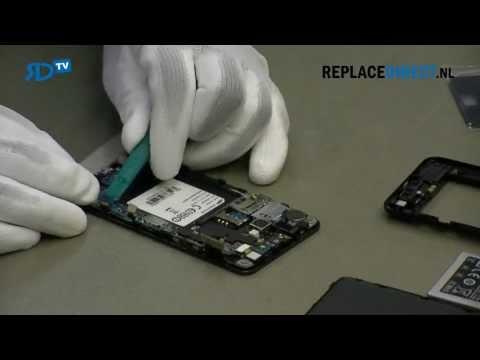 Samsung Galaxy S2 reparatie scherm