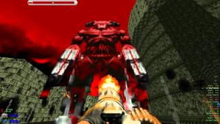 Brutal Doom v20b Hell on Earth Starter Pack - MAP20 The Tower - 1080p 60fps