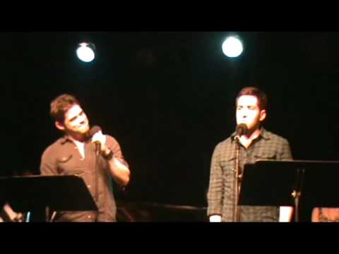 Jeremy Jordan, Zach Prince, Drew Gehling, and Stephen Schellhardt - Greenwood Tree Suite