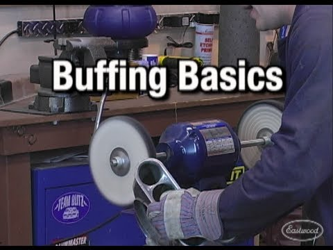 How-to & Buffing Basics Demonstration Live with Eastwood