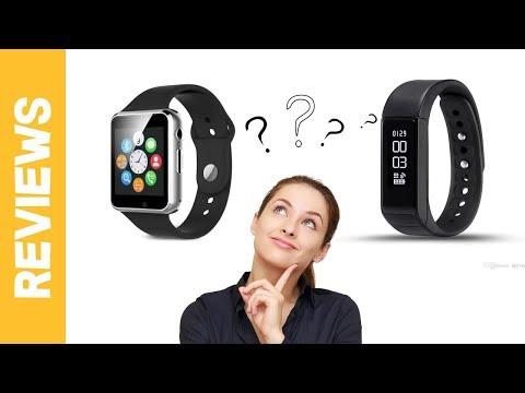 ¿Cual comprar? Smart Watch o Smart Band