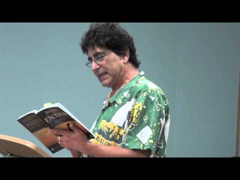 Barry Levy reads from Shades of Exodus