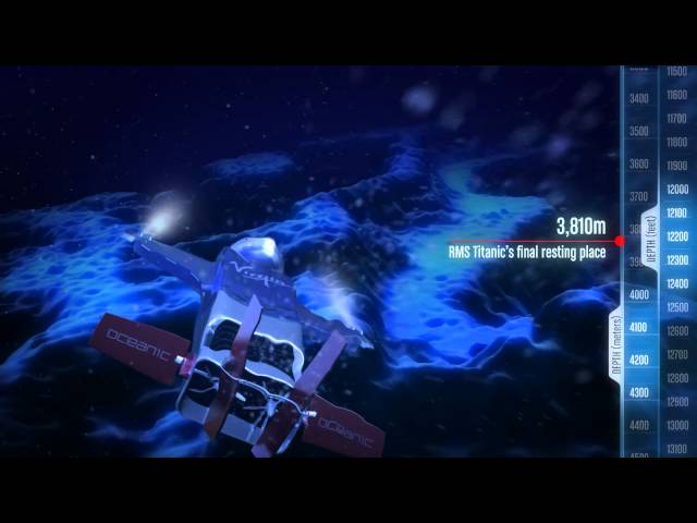 Virgin Oceanic Sub Teaser Trailer HD