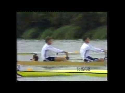 World Championships 1987 2+ mens A final