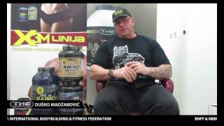 Basics for gaining Muscle Mass: FAQ with Dusko Madzarovic by THE Nutrition
