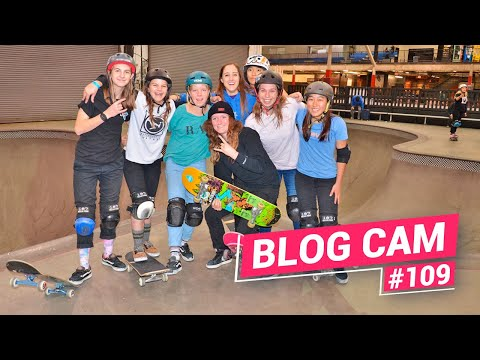 Blog Cam #109 - Girls Combi Practice