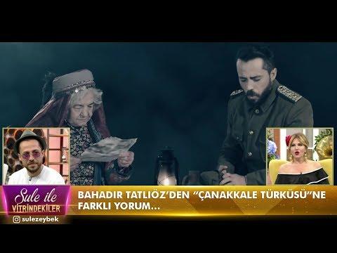 Şule ile Vitrindekiler - Çanakkale Türküsü'nü daha önce hiç böyle dinlemediniz!