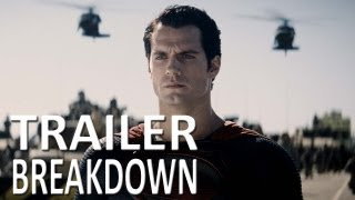 Man of Steel Trailer 3 Breakdown - SPOILERS!