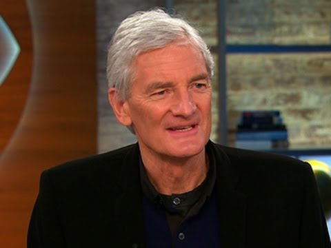James Dyson introduces his cordless vacuum cleaner
