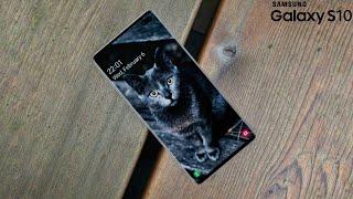 Samsung Galaxy S10 - STEP BACK!