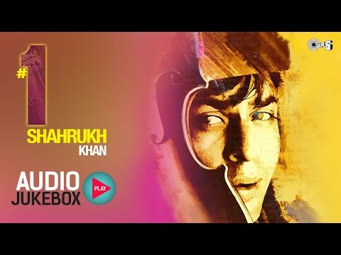Shahrukh Khan Hits - Non Stop Audio Jukebox | Full Songs