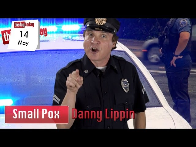May 14 : Small Pox with Danny Lippin | This Day Today