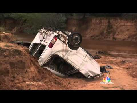 Four Dead, Three Missing After Flooding in Zion National Park