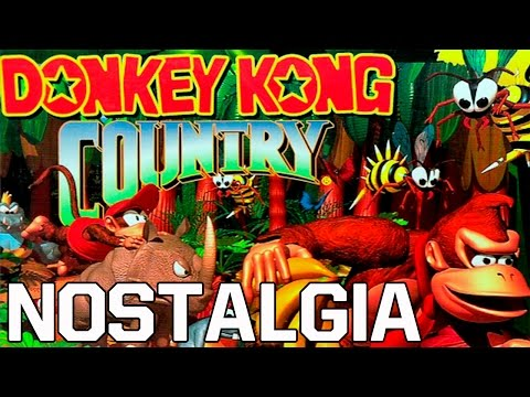 Gameplay Nostalgia - Donkey Kong Country #5