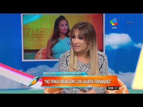 Lourdes Sánchez: Estoy muy enfocada en mi programa y el embarazo