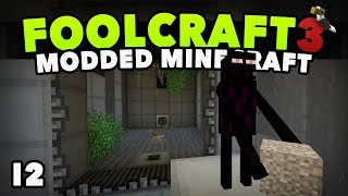 FoolCraft 3 12 | EASY AUTOMATIC MODDED FARMS! | A Minecraft Modded Let's Play